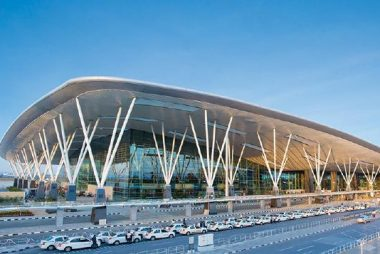 project bangalor airport india - RezTred anti slip