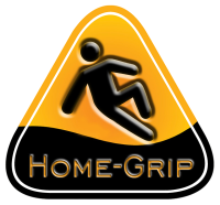 tass anti slip home grip logo