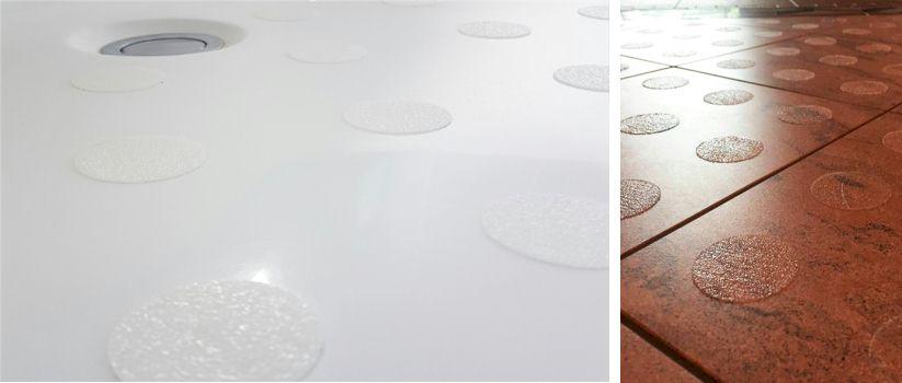 tass-anti-slip self adhesive resin image